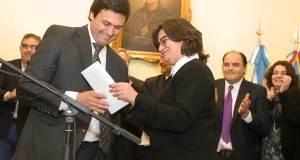 Asunción Gustavo Aguirre, gustavo aguirre catamarca, peronismo catamarca, fpv catamarca, gobierno de catamarca, asuntos municipales
