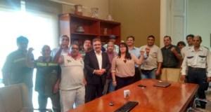 SOEM catamarca, Raul Jalil, Intendente Raul Jalil, municipalidad de SFVC