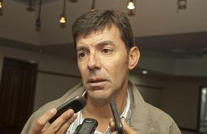 Ministro de Servicios Publicos Guillermo Dalla Lasta