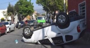 Accidente Catamarca, vuelco Catamarca