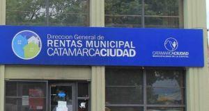 Rentas Municipal Catamarca