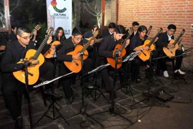 Concierto de guitarras Catamarca