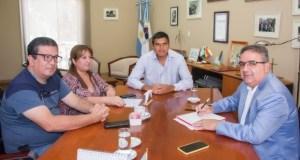Hernan Martel, Raul Jalil, Eduardo Niederle