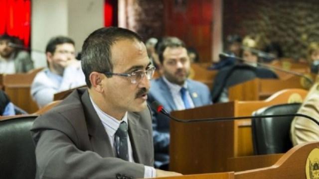 Augusto Barros, Diputado Provincial Augusto Barros