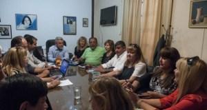 Gremios Docentes Catamarca, Educacion Catamarca, Daniel Gutierrez, Ministro Daniel Gutierrez