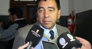 Intendente Francisco Gordillo, Francisco Gordillo Poman, Intendente Francisco Gordillo, Francisco Gordillo