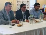 Ramón Figueroa Castellanos, Marcelo Rivera, Daniel Zelarayán, Lanzamiento Catamarca Con todos