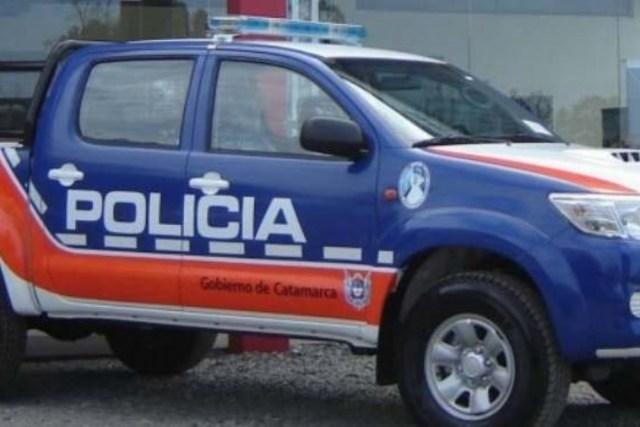 Movil Policial Catamarca, Policia de Catamarca, Patrullero Catamarca