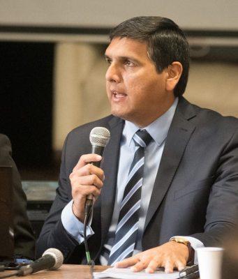Hernan Facha Martel Secretario de Gobierno Hernan Martel
