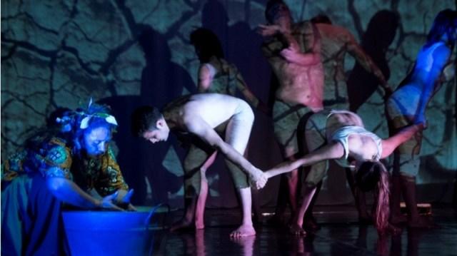 Grupo Rústico, teatro, danza