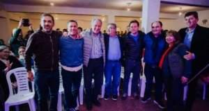 Fidel Saenz, Raul Jalil, Alberto Natella, Eduardo Andrada, Ruben Dusso