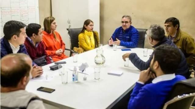 Raul Jalil, Hernan Martel, Concejales Catamarca