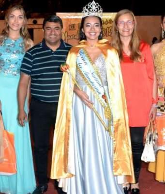 Reina de la Mandarina, Fiesta de la Mandarina, Analia Brizuela, Diputada Analia Brizuela