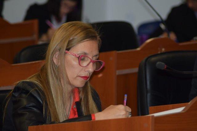 Diputada Analia Brizuela, Analia Brizuela