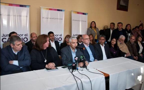 Miguel Vazquez Sastre, Lia Quiroga, Roberto Gomez, Flavio Fama