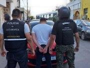 Policia de catamarca, detencion de narco