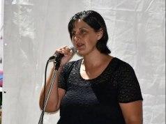 Intendenta Alba Morales, Intendenta Pomán