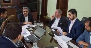 Raul Jalil, Ruben Dusso, Sebastian Veliz