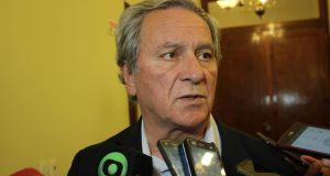 Ruben Dusso, Vicegobernador