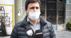 Gustavo Aguirre, Ministro Aguirre