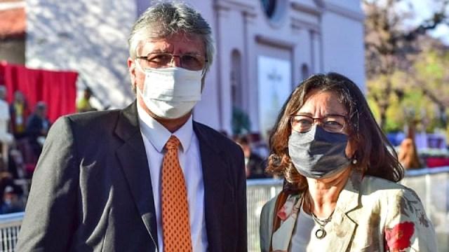 Guillermo joao Andrada, Lucia Corpacci, Guillermo Andrada,