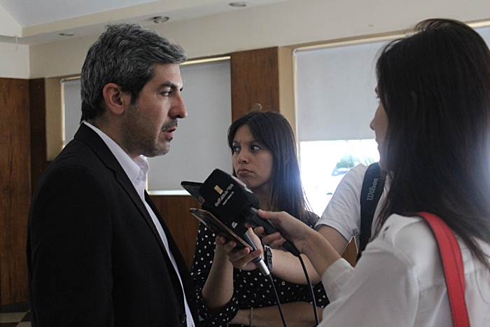 Gabriel Maruelli, Intercolegiales Audiovisuales