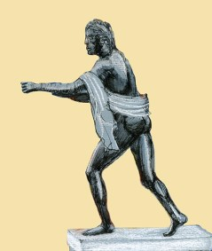 Weekly Sketch – Pompeii Statue – 07/12/2012