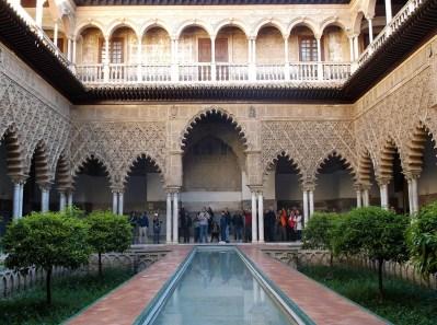 Real Alcázar (© Catherine Cronin)