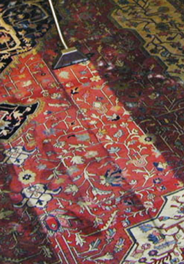 Rug Cleaning and Care in Southern Vermont