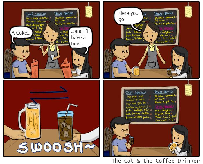 Beverage Bias