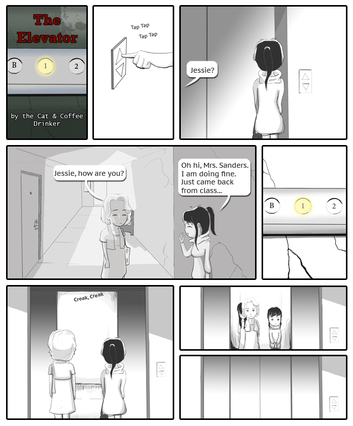 The Elevator (pg.1)