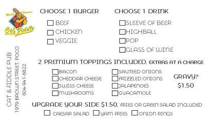 fundraiser-menu