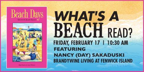 What's a Beach Read talk