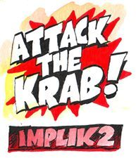attack the krab, foto: https://www.2d2dspumacervezartesana.com/attack-the-krab-cerveza-solidaria/