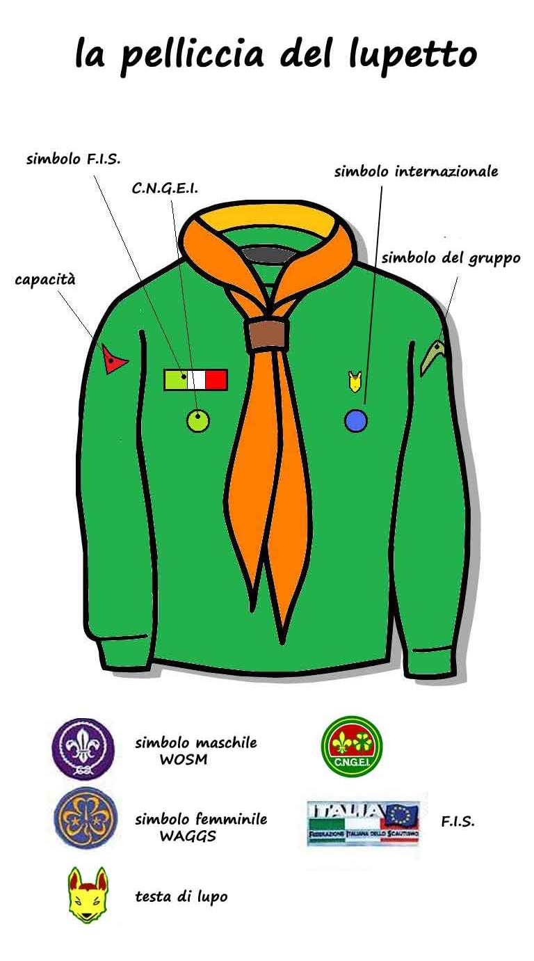 La Pelliccia  Scout CNGEI Catania