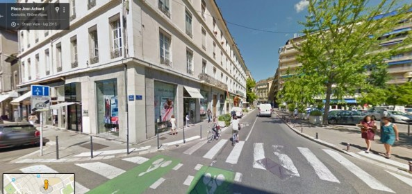 Rete ciclabile_Grenoble