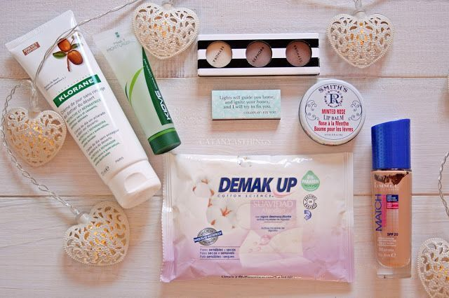 favourite products november