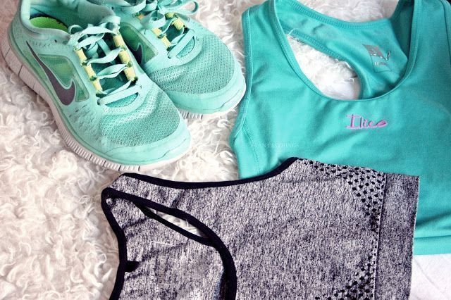 gym essentials - nike