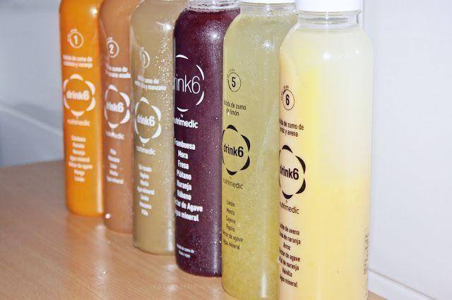 drink6 precio, opiniones, ingredientes, programa dieta adelgazamiento, depurativo