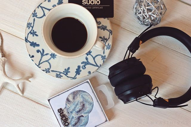 reseña auriculares inalámbricos bluetooth sudio sweden regent