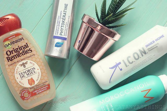 productos terminados, los mejores cosmeticos, cuidados capilares, tratamiento, influencers de belleza