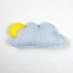 Cat Toy Cloud and Sun