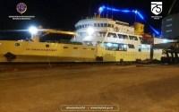 pengalaman naik kapal laut