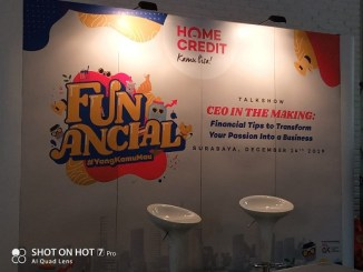 funancial homecredit surabaya
