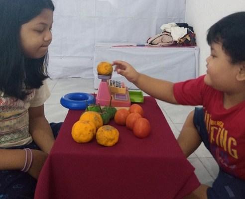 Manfaat bermain peran bagi anak