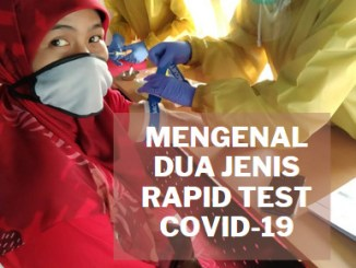 dua jenis rapid test
