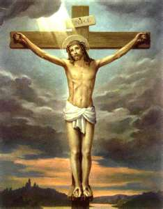 Gambar Yesus Di Salib : gambar, yesus, salib, SALIB, KRISTUS, SEBAGAI, TANDA, KEMENANGAN, KRISTIANI, BONUM