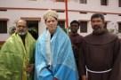 MINISTER JENDRAL OFM DI BIARA OFM DI BANGALORE DI INDIA
