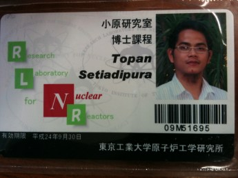 Lab. ID card