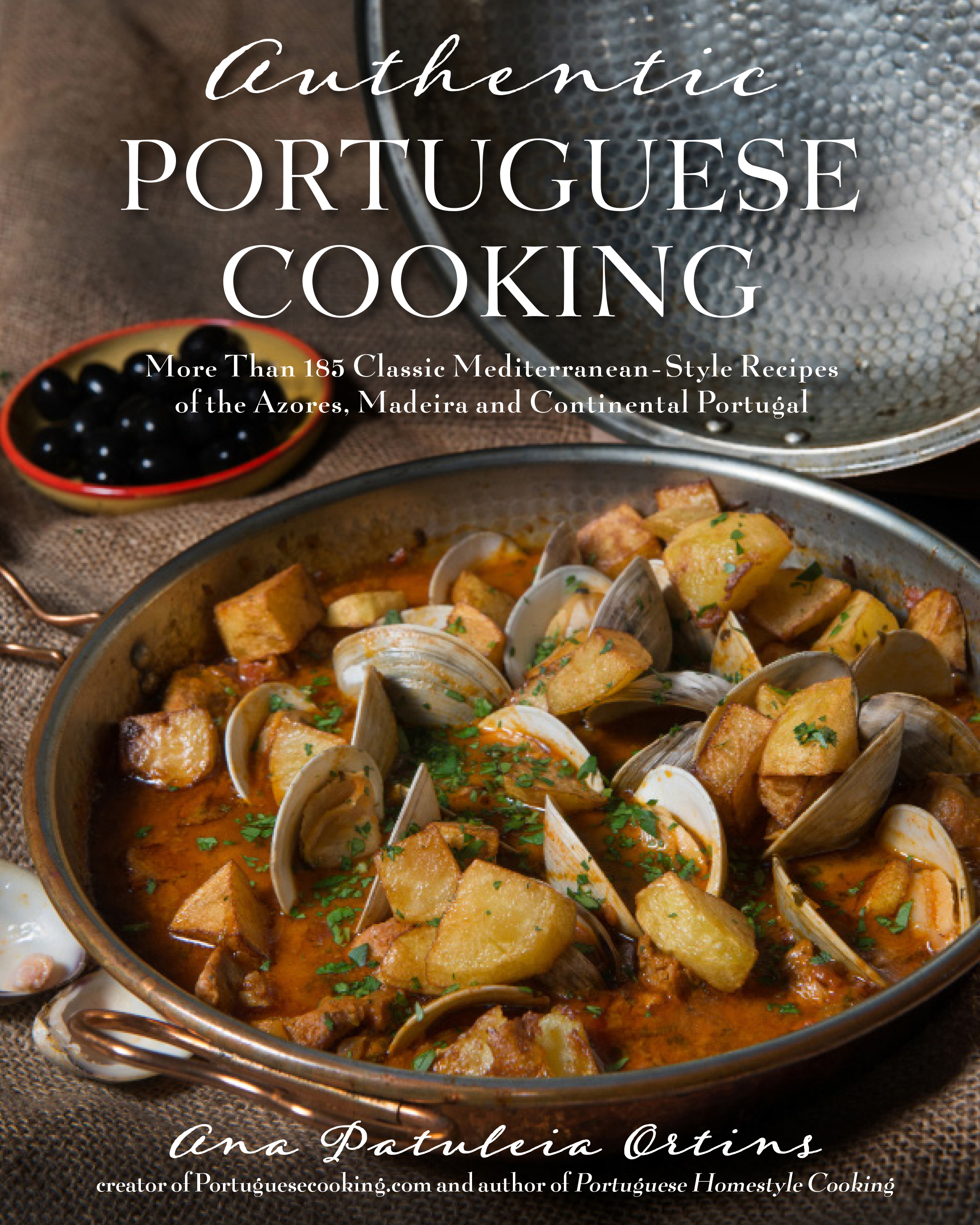 new portuguese cookbook brings